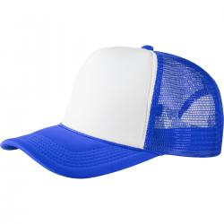 MasterDis Trucker Cap Original royal/white