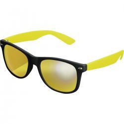 MasterDis Sonnenbrille Likoma Mirror black/yellow/yellow