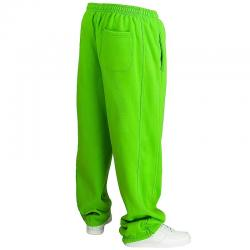 Urban Classics Sweatpant Basic Urban Fit lime