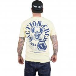 Yakuza Premium T-Shirt 1803 gelb