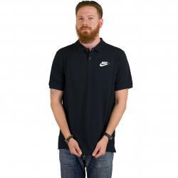 Nike Polo Matchup Piqué schwarz