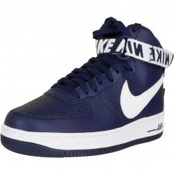 Nike Sneaker Air Force High ´07 dunkelblau/weiß