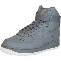 Nike Sneaker Air Force 1 High ´07 grau