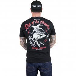 Yakuza Premium T-Shirt 2506 schwarz
