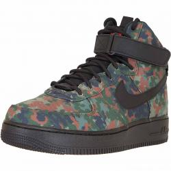 Nike Sneaker Air Force High ´07 LV8 camouflage