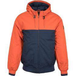 Element Jacke Dulcey 2 Tones orange/dunkelblau