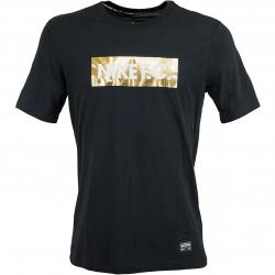 Nike T-Shirt FC schwarz/gold/weiss