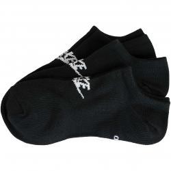 Nike Socken Essential No-Show 3er schwarz/weiß