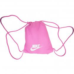 Nike Gym Bag Heritage 2.0 Gym pink/weiß