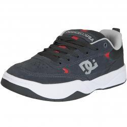 DC Shoes Sneaker Penza grau/rot