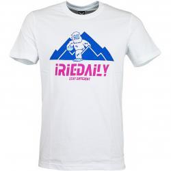 Iriedaily T-Shirt Stay Yeti weiß