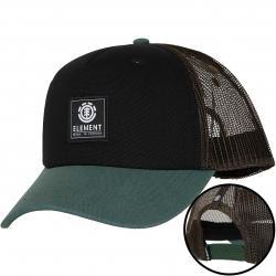 Element Trucker Cap Icon grün/schwarz/braun