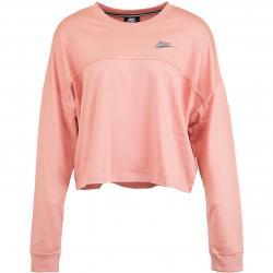 Nike Damen Sweatshirt Jersey rosa