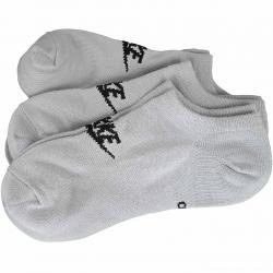Nike Socken Essential No-Show 3er grau/schwarz