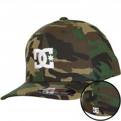 DC Shoes Flexfit Cap Star 2 camouflage
