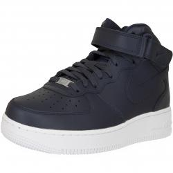 Nike Sneaker Air Force 1 Mid ´07 obsidian