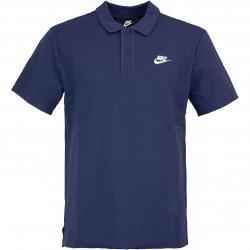 Nike Polo Matchup Piqué dunkelblau