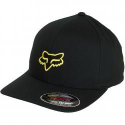 Fox Flexfit Cap Legacy schwarz/gelb