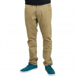 Reell Flex Tapered Chino Pant dark sand