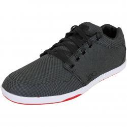 K1X Sneaker LP Low schwarz/rot