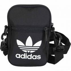 Adidas Originals Mini Tasche Festival Trefoil schwarz