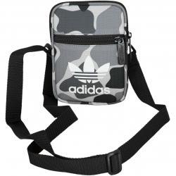 Adidas Originals Festival Bag B Camo grau / schwarz