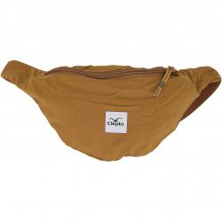 Cleptomanicx Gürteltasche C.I. Patch Hip brown