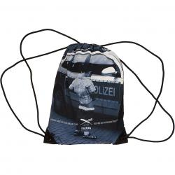 Iriedaily Gym Bag Pissizei schwarz