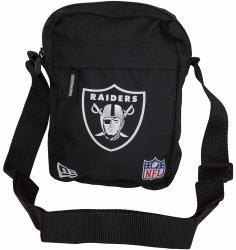 New Era Mini Tasche NFL Oakland Raiders schwarz/weiß