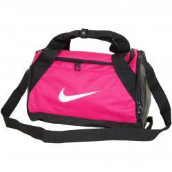 Nike Tasche Brasilia Duffel XS pink/weiß