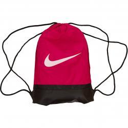 Nike Gym Bag Brasilia pink/schwarz