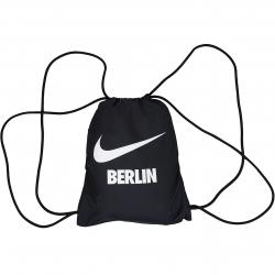 Nike Gym Bag City Swoosh Gym Berlin schwarz/weiß