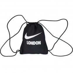 Nike Gym Bag City Swoosh Gym London schwarz/weiß