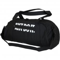 Nike Tasche Gym Club Duffel schwarz/weiß