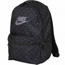 Nike Rucksack Heritage AOP schwarz/smoke