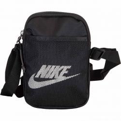 Nike Heritage Crossbody Mini Bag Umhängetasche schwarz