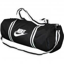 Nike Duffle-Tasche Heritage schwarz