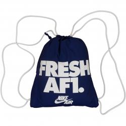 Nike Gym Bag Heritage Fresh AF1 Gym blau/weiß