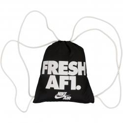 Nike Gym Bag Heritage Fresh AF1 Gym schwarz/weiß