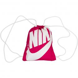 Nike Gym Bag Heritage pink/weiß