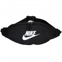 Nike Gürteltasche Heritage Hip schwarz/weiß