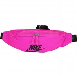 Nike Gürteltasche Heritage Hip pink/schwarz