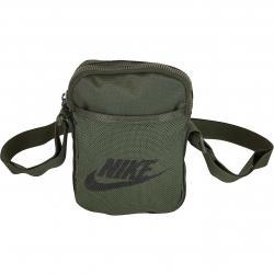Nike Mini Tasche Heritage Small Items khaki/schwarz