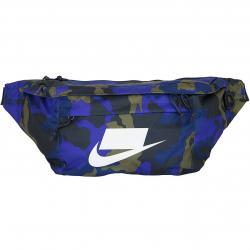 Nike Gürteltasche Tech Hip AOP obsidian/weiß