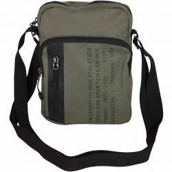 Nike Mini Tasche Tech Small Items oliv/schwarz