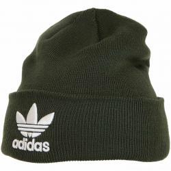 Adidas Originals Beanie Trefoil grün