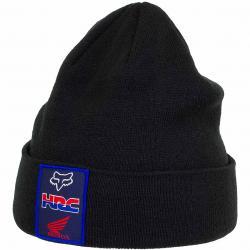 Fox Beanie Pit Honda Racing Corp. schwarz