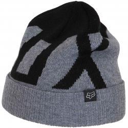 Fox Beanie Ridge schwarz/grau