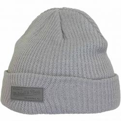 Mitchell & Ness Beanie Patch Campus Own Brand grau/dunkelblau