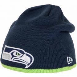 New Era Beanie Team Skull Seattle Seahawks dunkelblau/grün